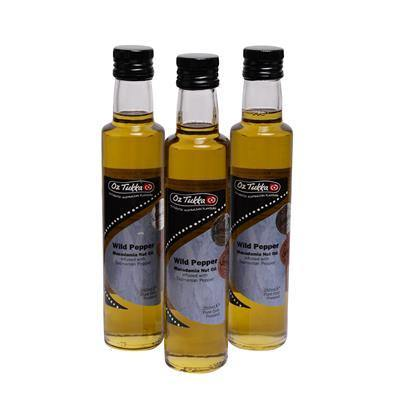 Oz Tukka Wild Pepper Macadamia Oil