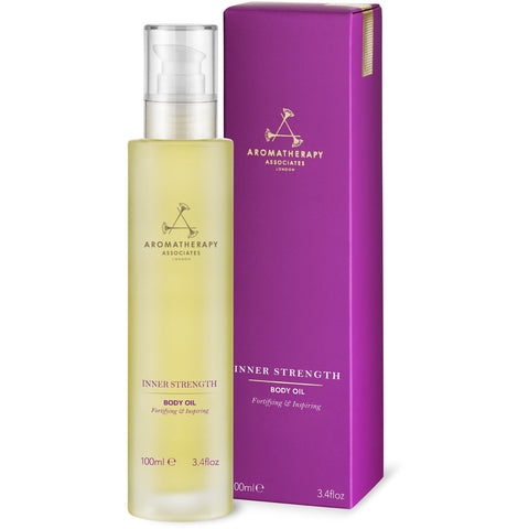Aromatherapy Associates - INNER STRENGTH BODY CARE - Inner Strength Body Oil
