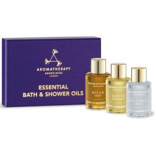 Essentials Bath & Shower Oils