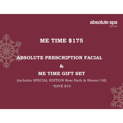 Absolute Spa - ME TIME