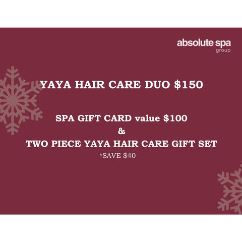 Absolute Spa - YAYA HAIR CARE DUO