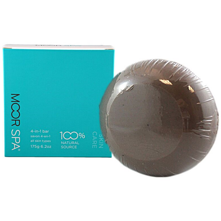 MOOR SPA - SKINCARE - CLEANSERS - 4 in 1 Cleansing Bar