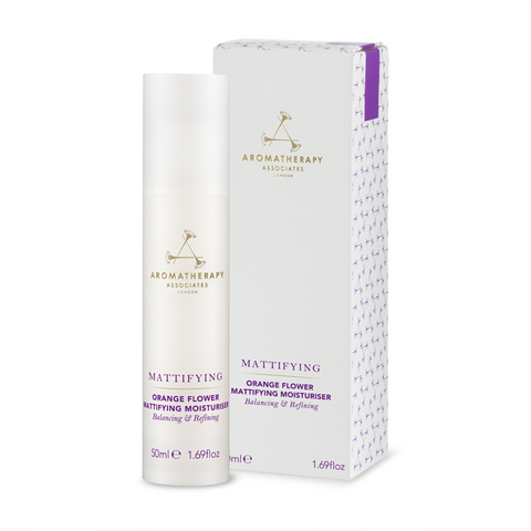 Aromatherapy Associates - MATTIFYING SKINCARE - Orange Flower Mattifying Moisturizer