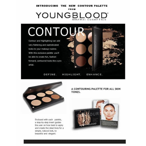 Youngblood: Contour Palette