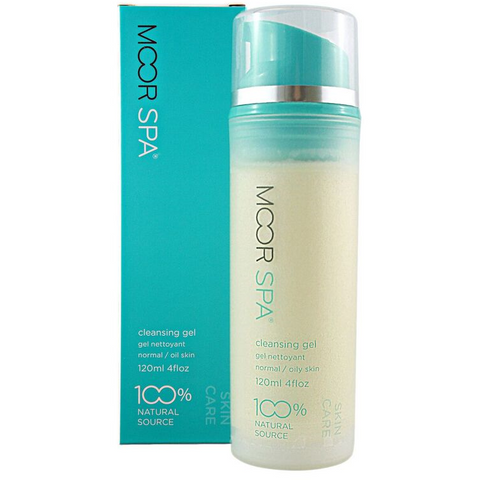 MOOR SPA - SKINCARE - CLEANSERS - Cleansing Gel