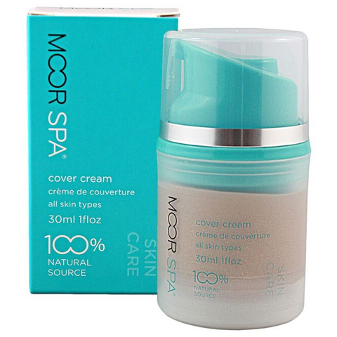 MOOR SPA - SKINCARE - Cover Cream