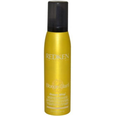 Blonde Glam Dream Whip Protective Softening Mousse