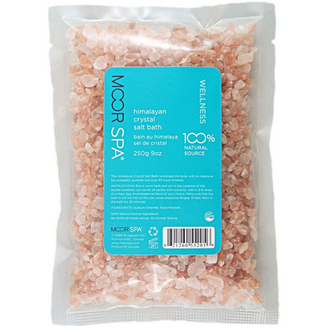 MOOR SPA - BODYCARE - Alexander Crystal Salt Bath 1pkg