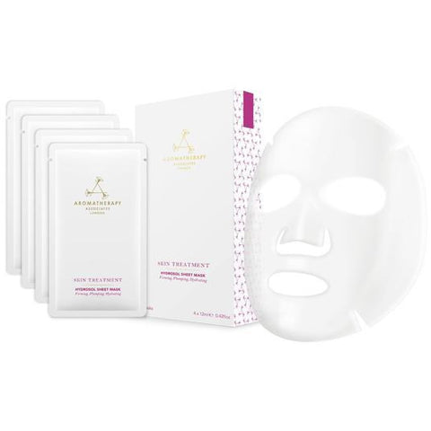 Aromatherapy Associates -  HYDRASOL SHEET MASK- 4 pack