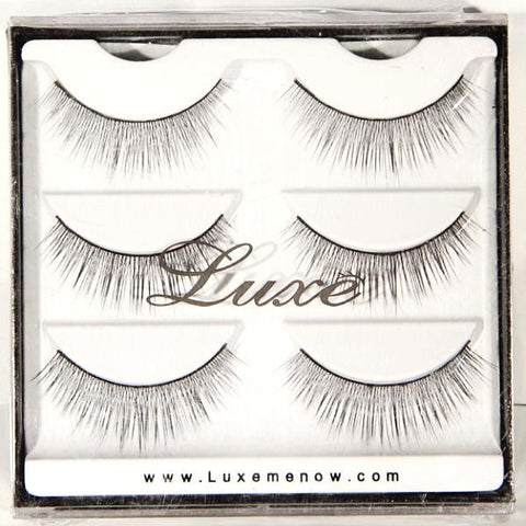 LUXE - Lushes Lashes Synthetic Hair 3 Pairs