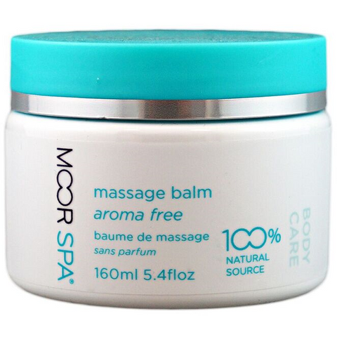 MOOR SPA - BODY CARE - MASSAGE - Massage Balm - Aroma Free