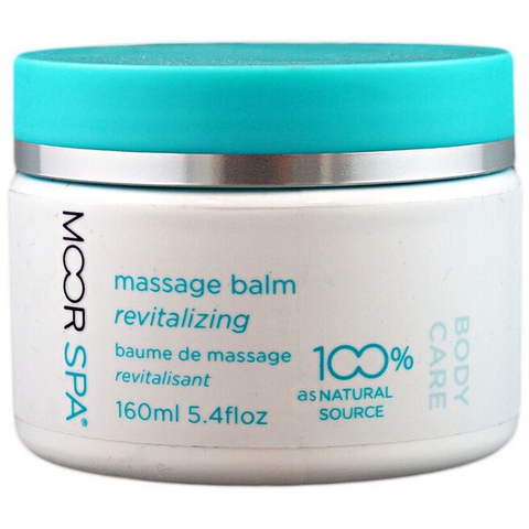 MOOR SPA - BODY CARE - MASSAGE - Massage Balm - Revitalizing