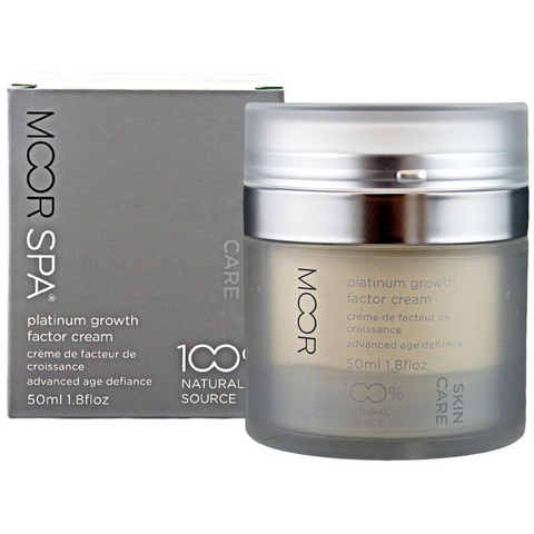 MOOR SPA - SKINCARE - Platinum Growth Factor Cream