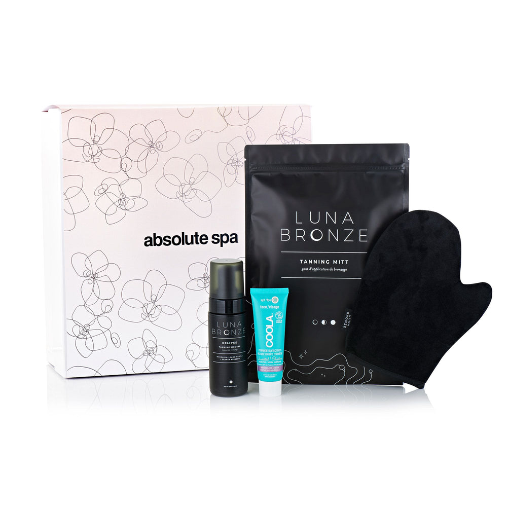 Bronzed Goddess Wellness Box!