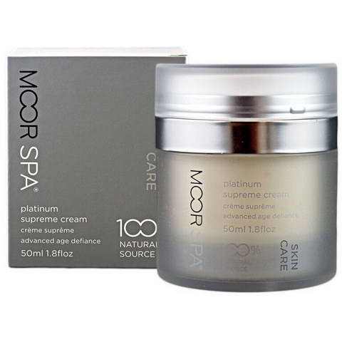 MOOR SPA - SKINCARE - Platinum Supreme Cream