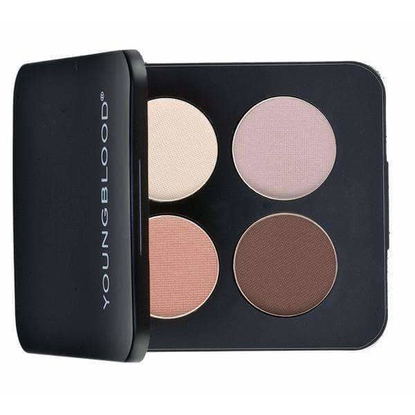Youngblood: Pressed Mineral Eye Shadow Quad