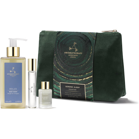 AA Hoilday 2019- Serene Sleep Collection