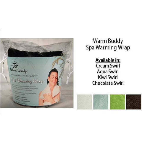 WARM BUDDY: Spa Warming Wrap