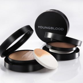 Youngblood: CRÈME TO POWDER Foundation