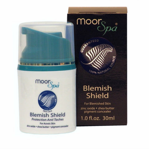 MOOR SPA - SKINCARE - SPECIALTY - Blemish Shield