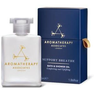 Aromatherapy Associates - SUPPORT BODY CARE - Support Breathe Bath & Shower Oil