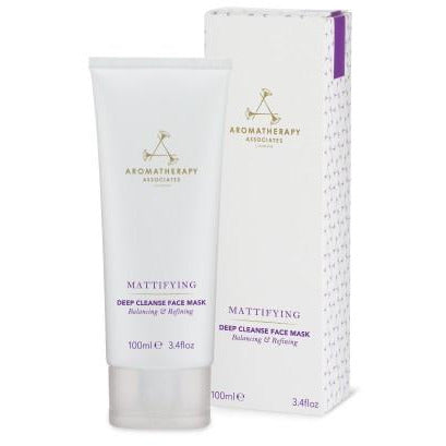 Aromatherapy Associates - MATTIFYING SKINCARE - Deep Cleanse Face Mask