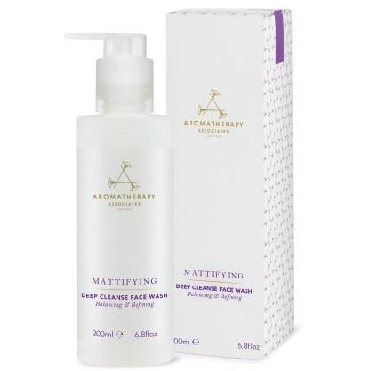 Aromatherapy Associates - MATTIFYING SKINCARE - Deep Cleanse Face Wash