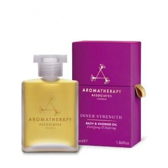 Aromatherapy Associates - INNER STRENGTH BODY CARE - Inner Strength Bath & Shower Oil