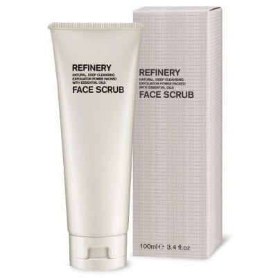 Aromatherapy Associates - REFINERY COLLECTION - Face Scrub for Men