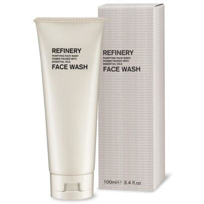 Aromatherapy Associates - REFINERY COLLECTION - Face Wash for Men