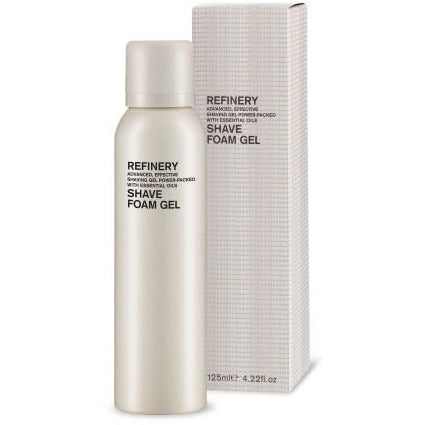Aromatherapy Associates - REFINERY COLLECTION - Shave Foam Gel for Men