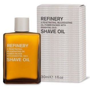 Aromatherapy Associates - REFINERY COLLECTION - Shave Oil for Men