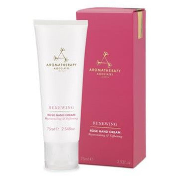 Aromatherapy Associates - RENEWING BODY CARE - Renewing Rose Hand Cream