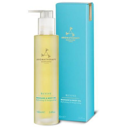 Aromatherapy Associates - REVIVE BODY CARE - Revive Massage & Body Oil