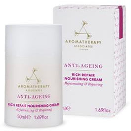 Aromatherapy Associates - ANTI AGE SKINCARE - Rich Repair Nourishing Cream