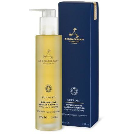 Aromatherapy Associates - SUPPORT BODY CARE - Support Supersensitive Body Oil