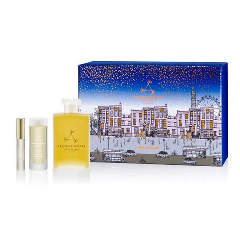 Aromatherapy Associates Holiday 2017 Time to Sleep