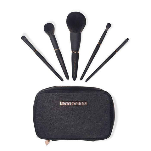 Jet Set 5pc Makeup Bag