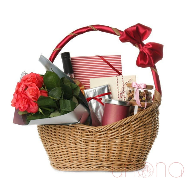All My Love Gift Basket By Holidays