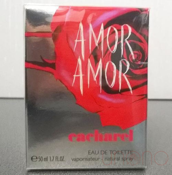 Amor Amor EDT by Cacharel