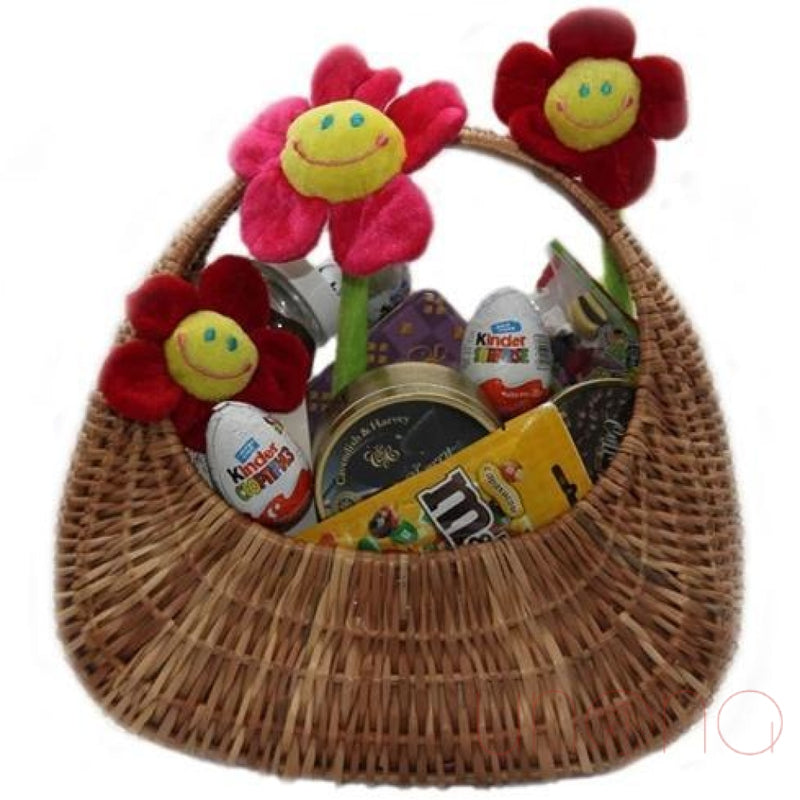 Delicious Fun Gift Basket