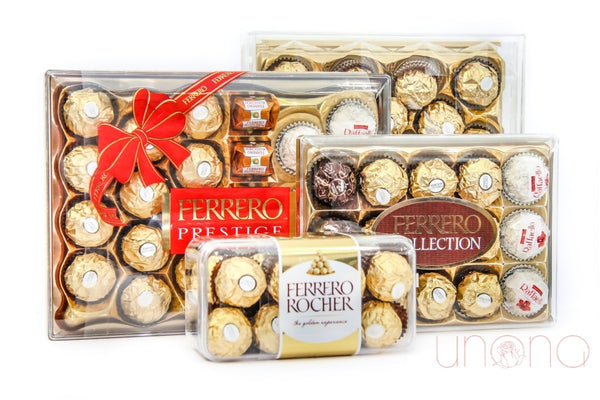 Ferrero Rocher Golden Collection