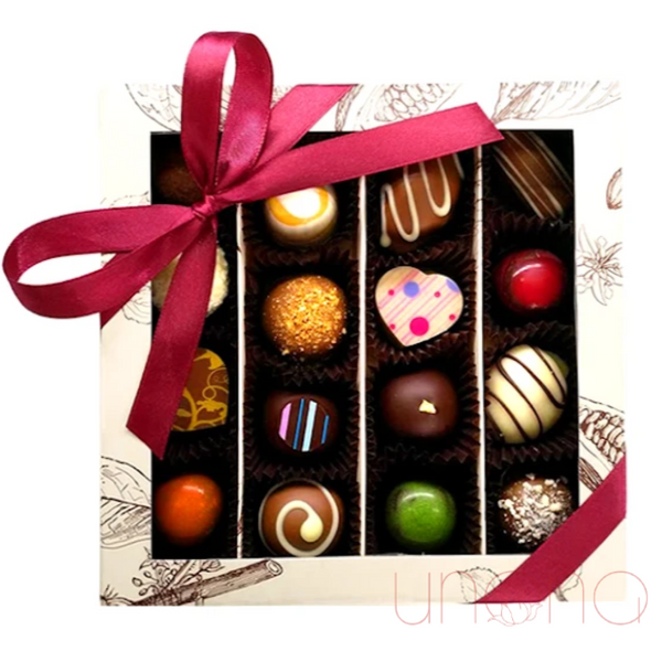 Gourmet Handmade Chocolate Assortment By Holidays
