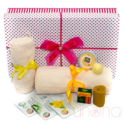 Honey For My At-Home Spa Gift Set By City