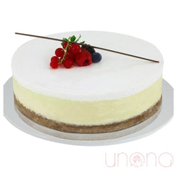 New York Creamy Cheesecake Standard (2 Kg) By City