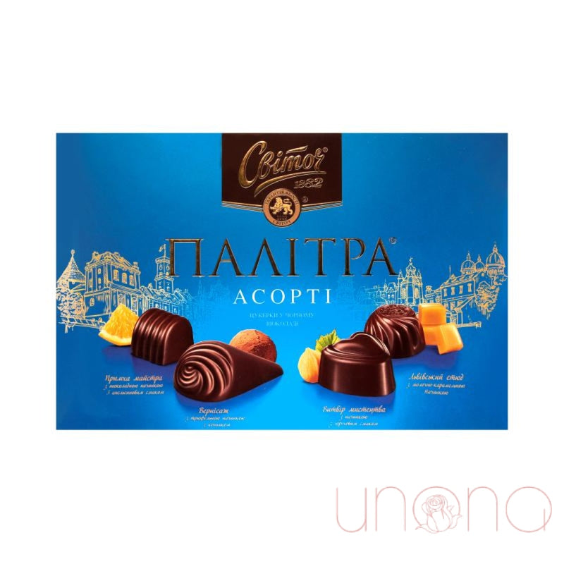 Palitra Assortment Chocolates By Country