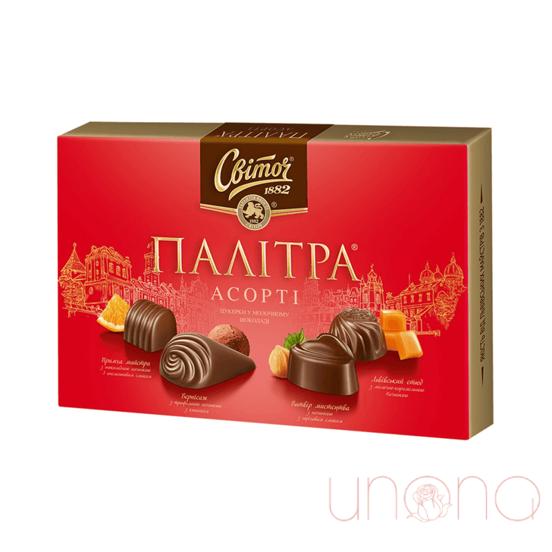 """Palitra Assortment"" Chocolates - Ukraine Gift Delivery"