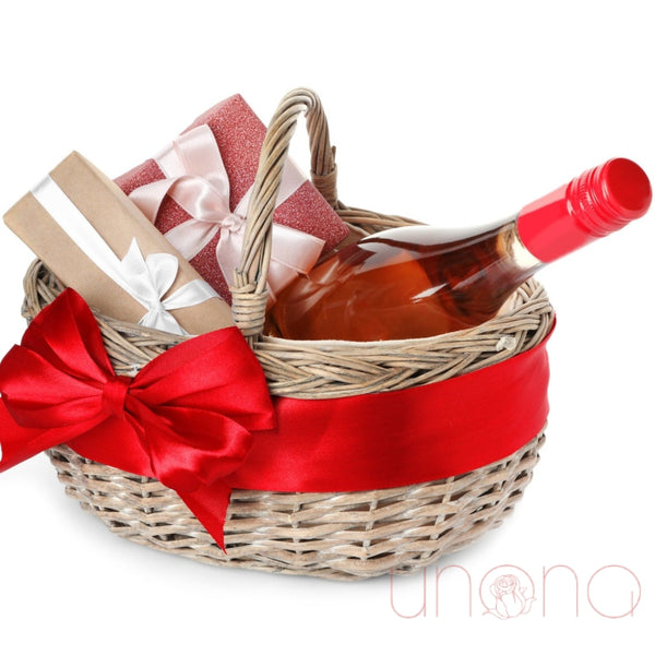 Romantic Collection Gift Basket By Holidays