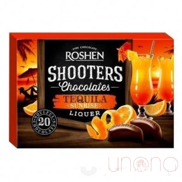 Shooters Chocolates from Roshen