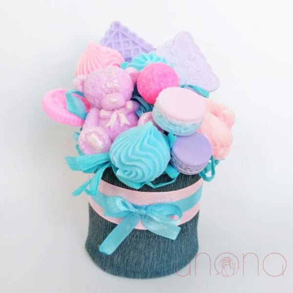 Soap Sweets Bouquet By City